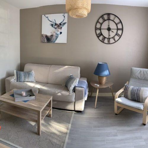 Maison de charme, gîte, location d'appartement, gîte les magnolias près du parc de Beauval