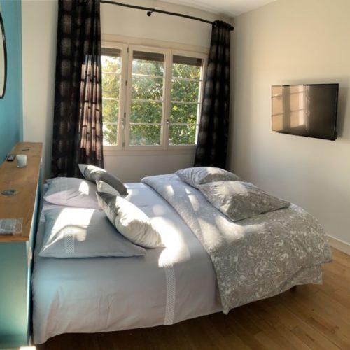 Maison d'hôtes de charme, location d'appartement, gîte les magnolias près du parc de Beauval