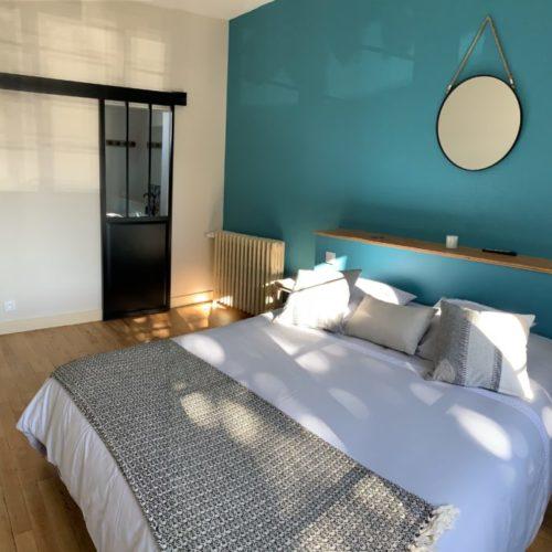 Gîte de charme, location d'appartement, près du parc de Beauval, location de maison d'hôtes, entrecheretloire.fr