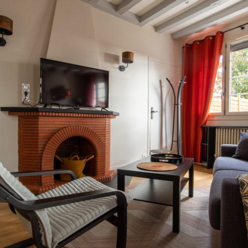 Location d'appartement à proximité de Beauval