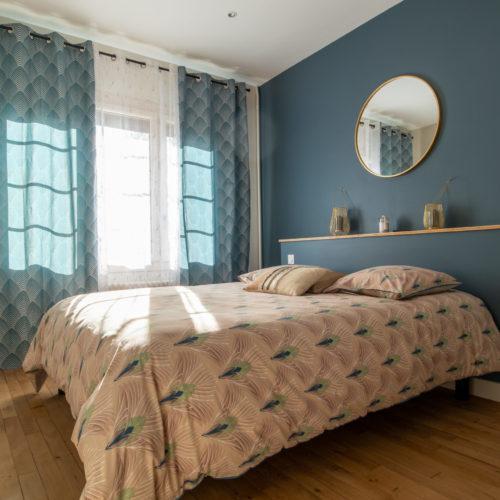 Chambre de charme, gîte les magnolias près du parc de Beauval