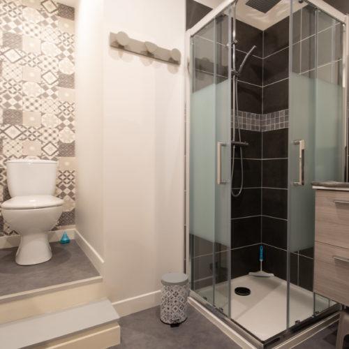 Location de maison d'hôtes de 2 à 4 personnes, grande salle de bain, location près de Chambord, Cheverny, Chenonceau, Chaumont, Azay, Villandry