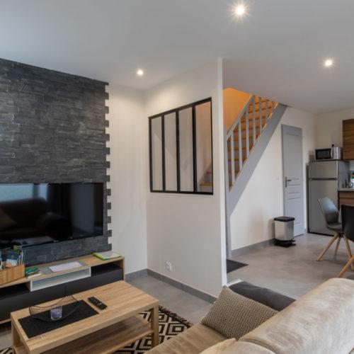 Location de maison d'hôtes de 2 à 4 personnes, location de gites près de Chambord, Cheverny, Chenonceau, Chaumont, Azay, Villandry